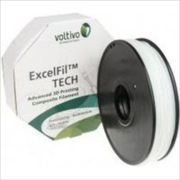 Voltivo ExcelFil 3D Druck Filament, TPE, Flexibel - 1,75mm 3D printēšanas materiāls