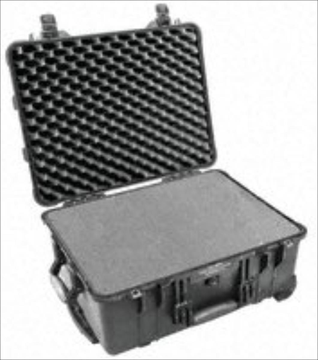 Peli 1560 Hard Case With Foam  1560-000-110E Elektroinstruments