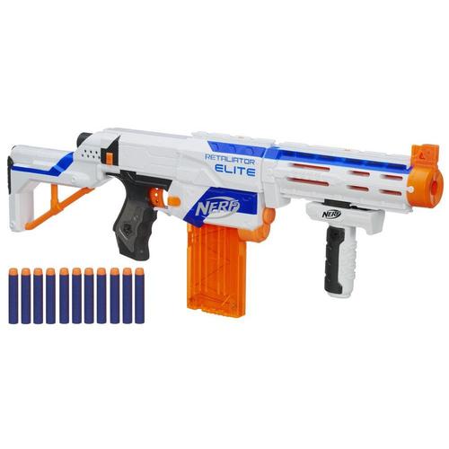 Hasbro Nerf N-Strike Elite XD Retaliator (98696) Rotaļu ieroči