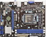 ASROCK S1155 H61 USB2 GLE D-Sub MATX pamatplate, mātesplate