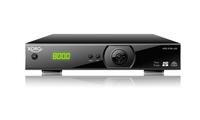 Xoro HRS 9199 LAN, Twin DVB-S2 HD Receiver, schwarz uztvērējs