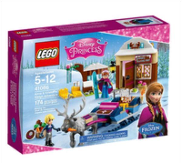 LEGO Anna and Kristoff's Sleigh  41066 LEGO konstruktors