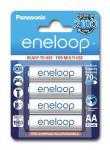Panasonic Eneloop R6/AA 1900mAh, 4 Pcs, BOX Baterija