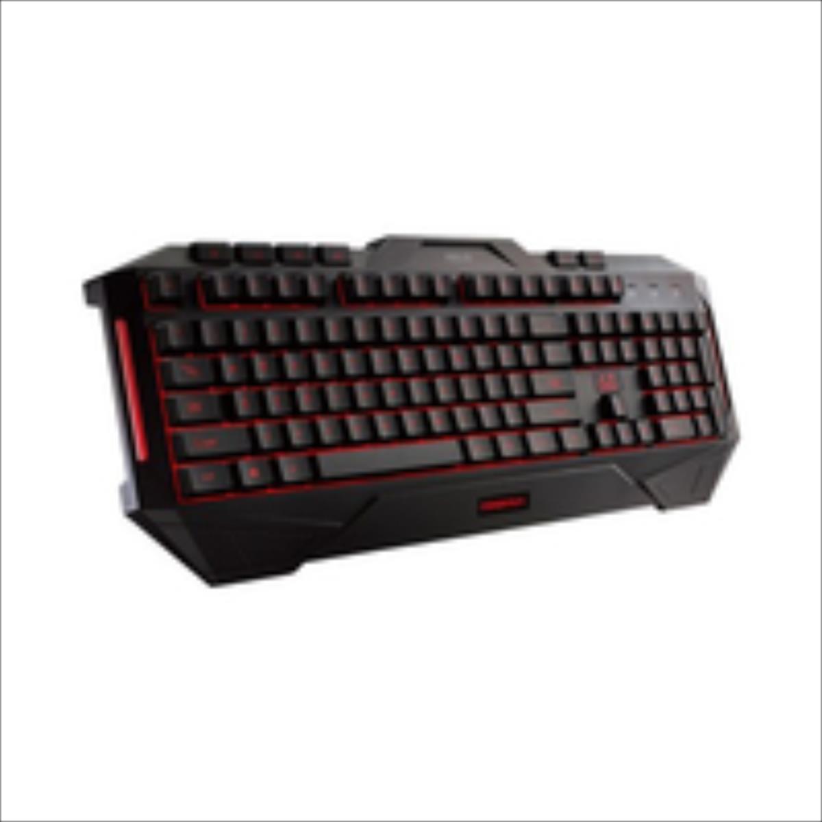 ASUS Cerberus Gaming Keyboard - DE-Layout QWERTZ klaviatūra
