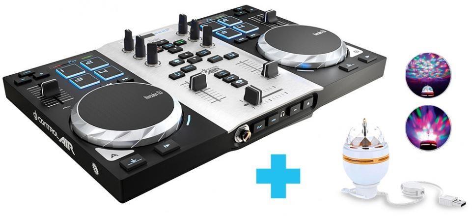 Hercules DJ CONTROL AIR SERIE S PARTY PACK