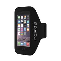 Incipio case sportowe Performance iPhone 6/6S (IPH-1192-BLK) maciņš, apvalks mobilajam telefonam