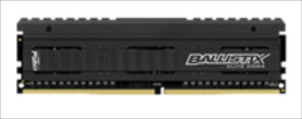 Crucial DDR4 4GB 3200MHz CL16 SR x8 Unbuffered DIMM 288pin operatīvā atmiņa