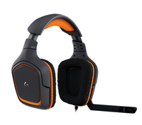 LOGITECH G231 Prodigy Gaming Headset ANA austiņas
