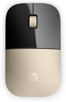 HP Z3700 Wireless-Maus, Gold (X7Q43AA) Datora pele
