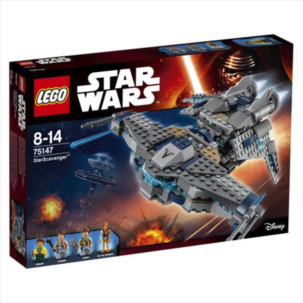 LEGO Star Scavenger V29  75147 LEGO konstruktors
