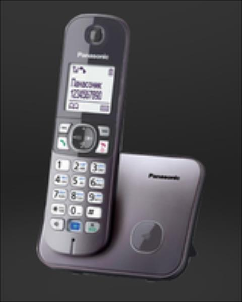 Panasonic KX-TG6811FXM telefons