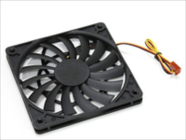 Scythe Slip Stream Slim12 cm Fan 800 rpm dzesētājs, ventilators