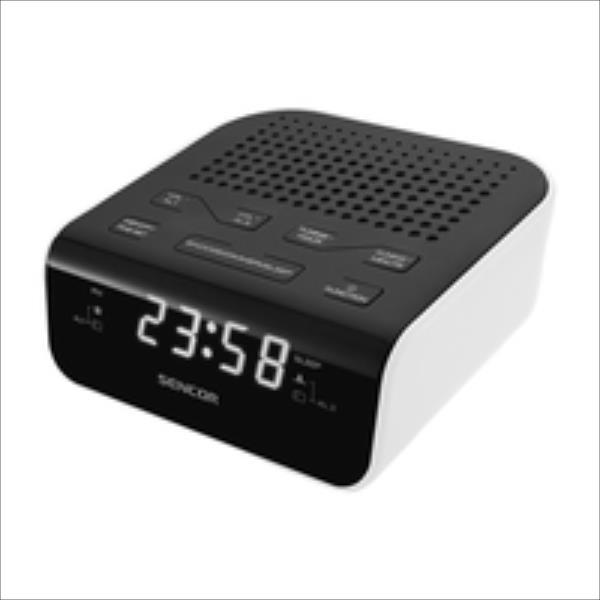 Sencor SRC136WH radio, radiopulksteņi