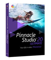 Corel Pinnacle Studio 20 Ultimate (LCST20ULMLA1)