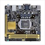 ASUS H81I-PLUS / Intel H81 / 2 x DIMM, Max. 16GB, DDR3, Dual pamatplate, mātesplate