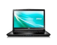 MSI CR72-7MLi545FD 17,3 i57200U/4GB/500GB/FreeDOS Portatīvais dators
