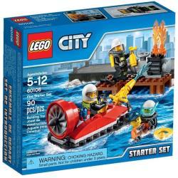LEGO City Fire Starter Set 60106 LEGO konstruktors