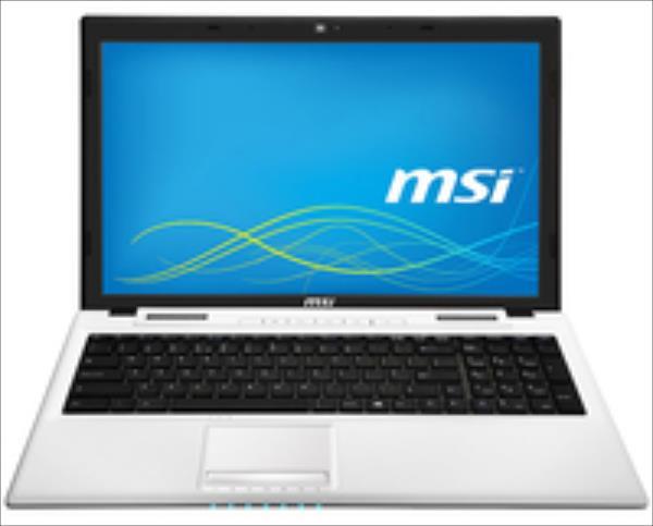 MSI CX61-2QFi581W White 15,6 i54210M/8GB/1TB/GTX940M/W10 Portatīvais dators