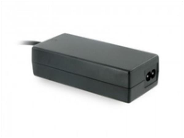 Whitenergy LCD AC adapter 12V/5A 60W plug 5.5 x 2.5mm portatīvo datoru lādētājs
