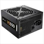 CORSAIR VS Series 550W 80+ Barošanas bloks, PSU