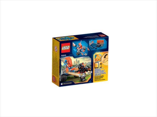 LEGO Knighton Battle  Blaster 70310 LEGO konstruktors