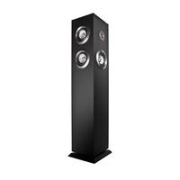 Energy Sistem 423606 Tower 8 Bluetooth bezvadu skaļruņi 100W melnas datoru skaļruņi