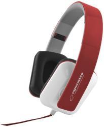 ESPERANZA Audio Stereo Headphones with volume control EH137R| 3m austiņas