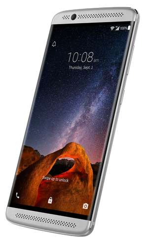 ZTE Axon 7 mini grey Mobilais Telefons