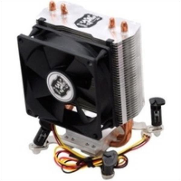 Titan Intel/AMD Heatpipe TTC-NC65TX(RB) procesora dzesētājs, ventilators