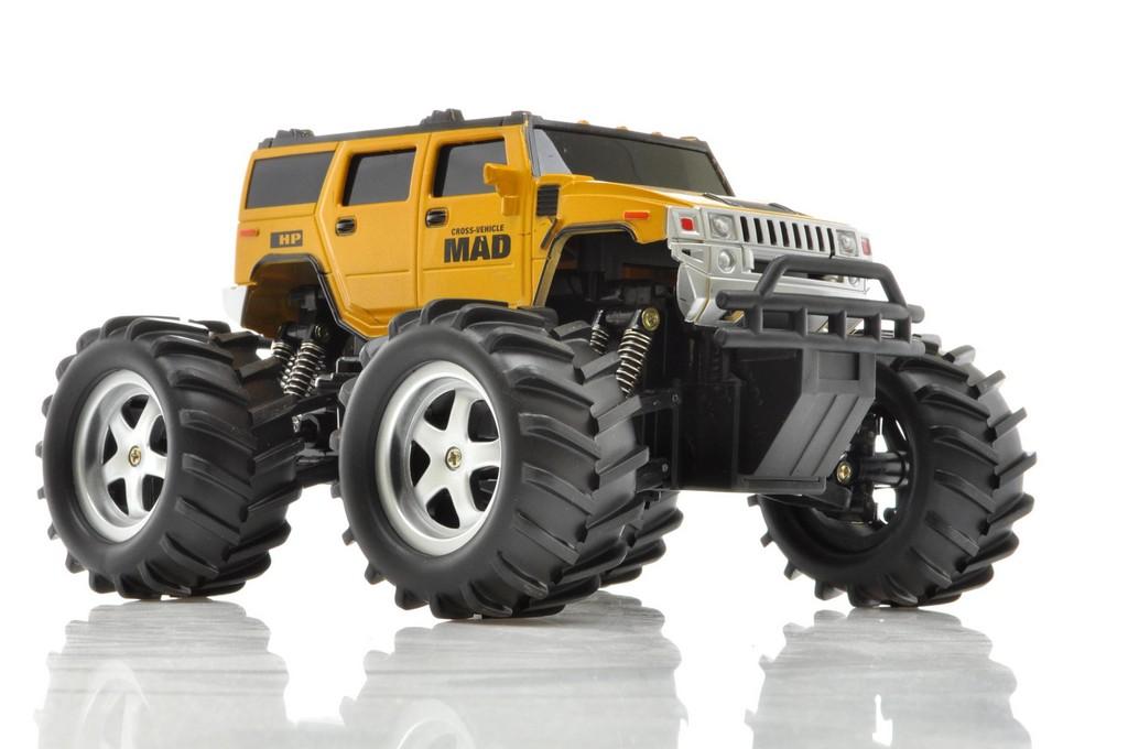 Ikonka RC 6568-330N Monster Truck Radiovadāmā rotaļlieta