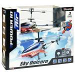 SILVERLIT I/R Sky Unicorn (3CH) 84597 Radiovadāmā rotaļlieta
