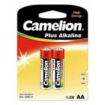 Camelion Plus Alkaline AA (LR06), 2-pack Baterija