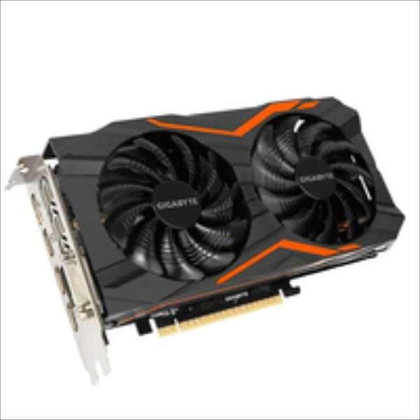 Gigabyte GeForce GTX 1050 Ti, 4GB GDDR5 video karte