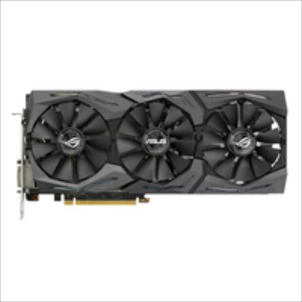ASUS STRIX-GTX1080-O8G-GAMING GeForce GTX1080 8GB GDDR5X video karte