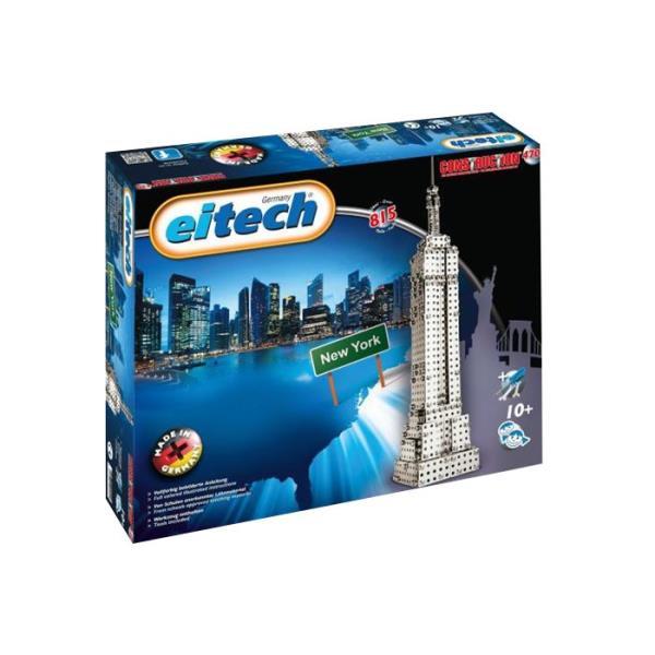 EITECH Empire State Building konstruktors