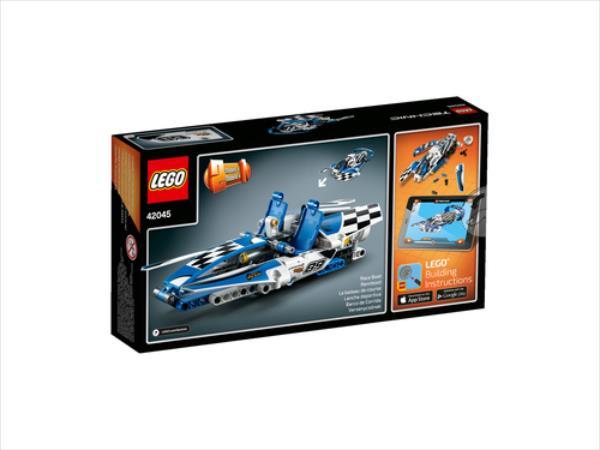 LEGO Hydroplane Racer  42045 LEGO konstruktors