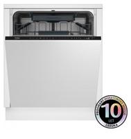 DIN28330 Beko      Dishwasher Iebūvējamā Trauku mazgājamā mašīna