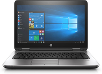 HP 640 G3 i3-7100U W10P 500/4GB/DVR/14'  Z2W27E Portatīvais dators