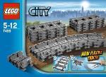 LEGO Flexible Tracks V29 7499 LEGO konstruktors