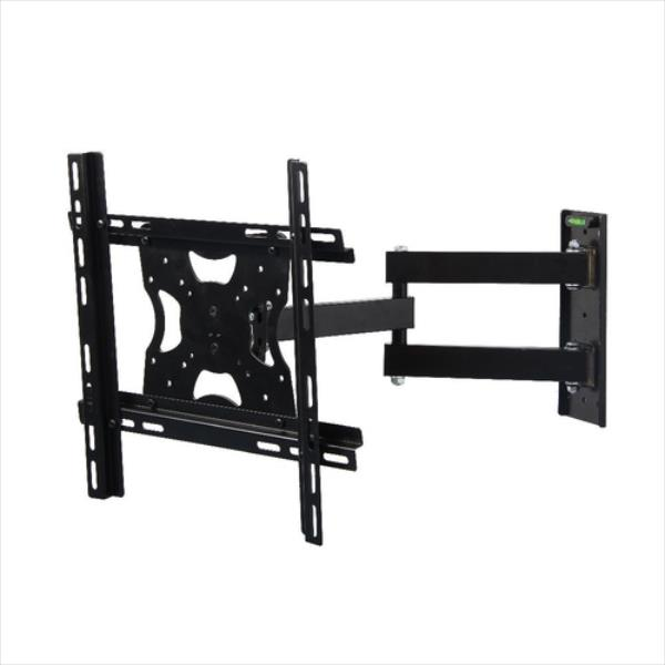 Gembird TV wall mount (17''-55'') tilt & rotate, up to 20 kg TV stiprinājums