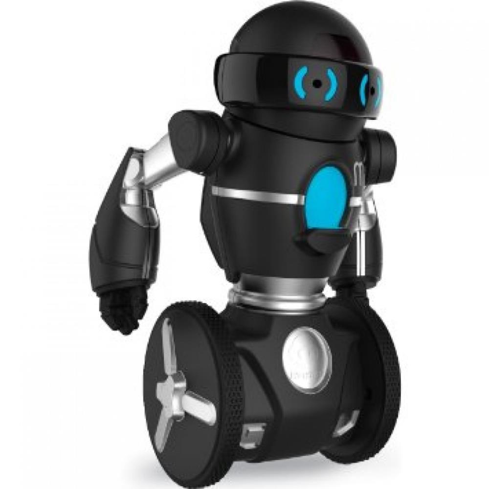 ROBOT BLACK/SILVER/MIP WOWWEE