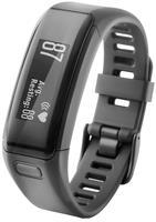 Garmin vivosmart HR, Black Wrist-based Heart Rate sporta pulkstenis
