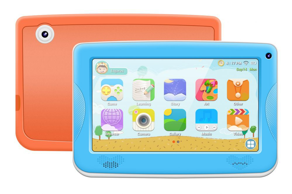 Sponge Smart 7.1 8GB orange Planšetdators