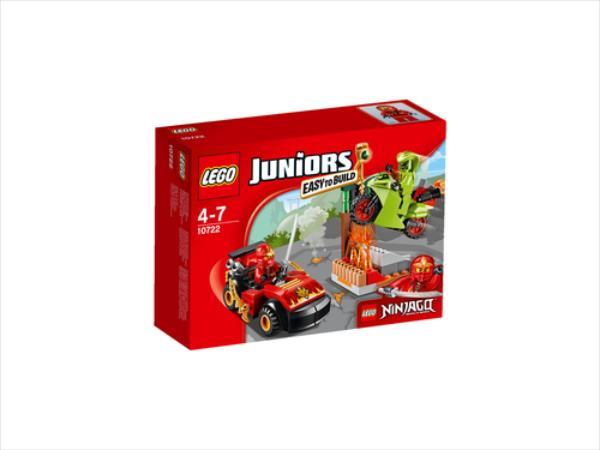 LEGO Snake Showdown 10722 LEGO konstruktors