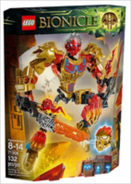 LEGO Tahu Uniter of Fire V29 71308 LEGO konstruktors