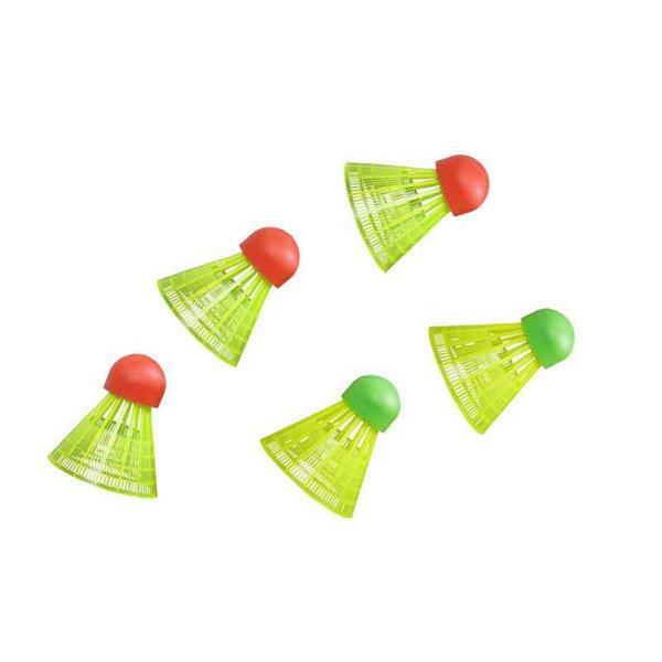 HUDORA Extra, 5pcs 75009 badmintona volāni