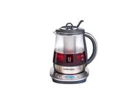 Rommelsbacher TA 1400 Tee und Wasserkocher Edelstahl/Glas Elektriskā Tējkanna