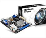 ASROCK C70M1 AMD A50M AMD C-70 4xSATA3 pamatplate, mātesplate