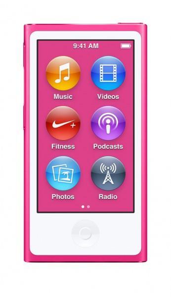 Apple iPod Nano 16GB 7 th gen Pink