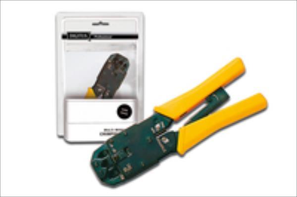 Multi modular crimping tool, solid metal Darbarīki